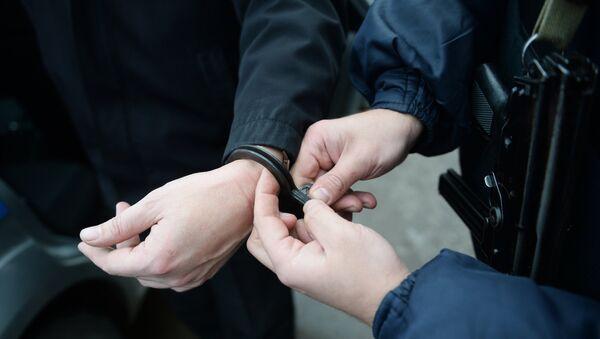 Criminal detention. (File) - Sputnik International