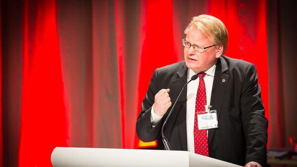 Peter Hultqvist - Sputnik International