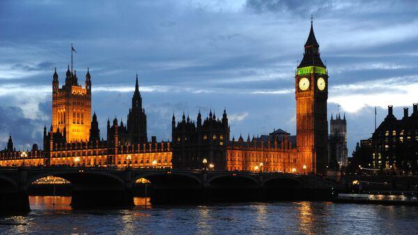 World's cities. London - Sputnik International