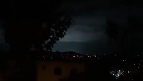 Flashes of Blue and Green Lights Mystify New Zealanders After Earthquake - Sputnik International