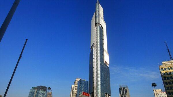 Zifeng Tower (Zifeng Plaza), Nanjing - Sputnik International
