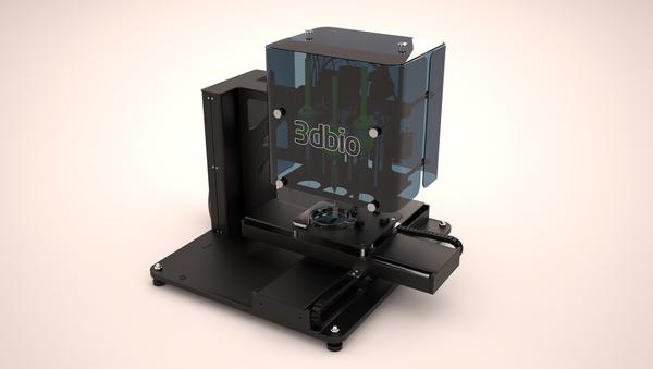 Russia's first 3D bioprinter - Sputnik International