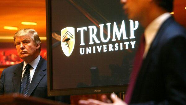 Trump University - Sputnik International