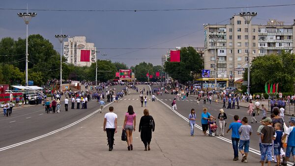 Tiraspol, capital of Transnistria - Sputnik International