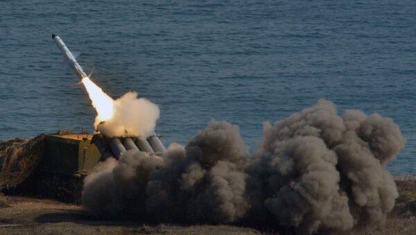 The Bal coastal missile system - Sputnik International