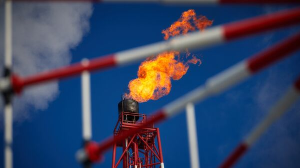 A view of the gas torch. (File) - Sputnik International