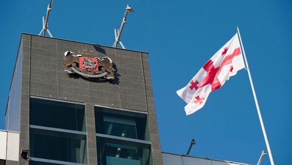 Georgia flag. (File) - Sputnik International