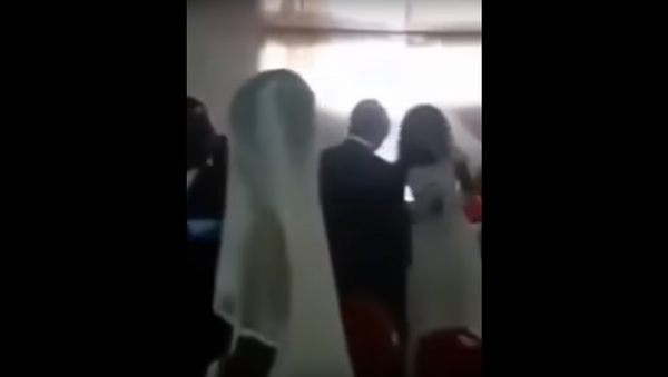 Unexpected Wedding Guest? - Sputnik International