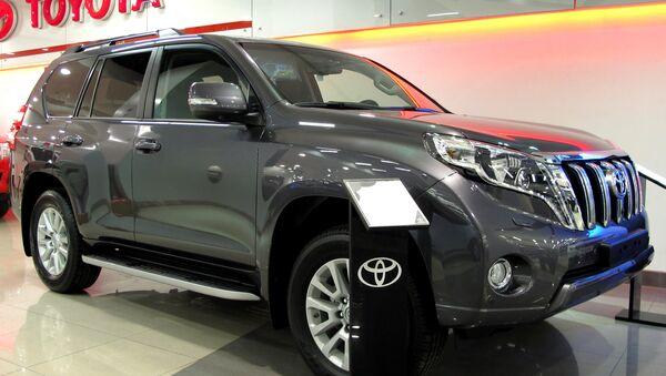 Toyota Prado - Sputnik International