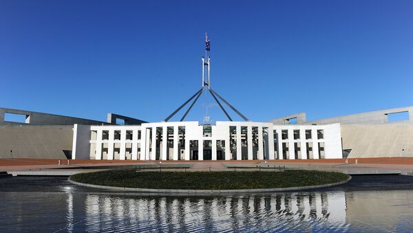 Australia's Parliament House in Canberra - Sputnik International