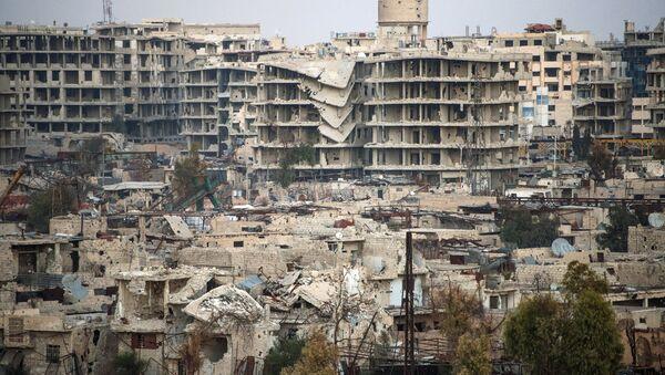 Damascus, Syria. (File) - Sputnik International