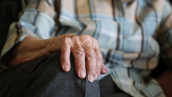 Old man. (File) - Sputnik International