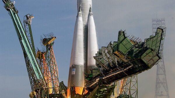 Russian Soyuz-U carrier rocket. (File) - Sputnik International