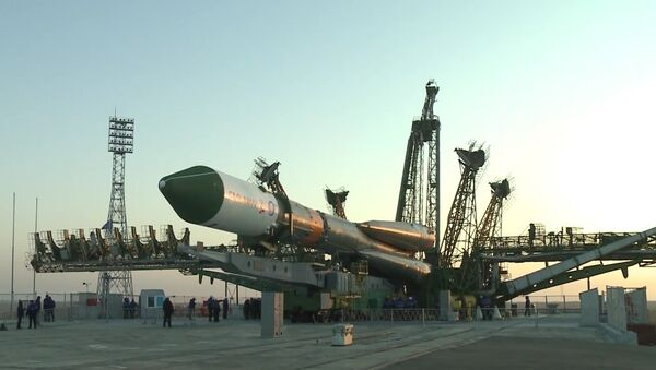 Russia's Roscosmos space corporation said Thursday it has lost telemetry exchange with the Progress MS-04 cargo spacecraft some six minutes after the launch on board a Soyuz carrier rocke - Sputnik International