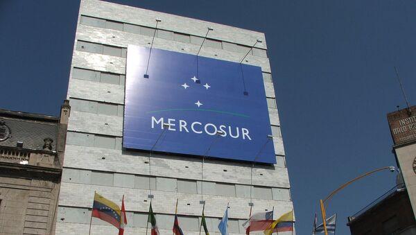 Mercosur - Sputnik International