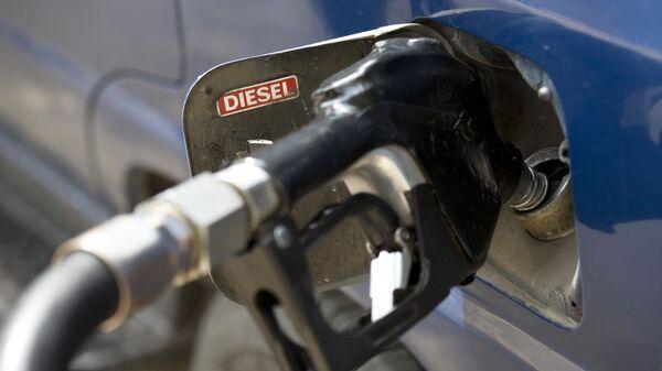 Diesel fuel (File) - Sputnik International