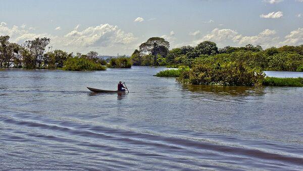Rio Negro (Amazon) - Sputnik International