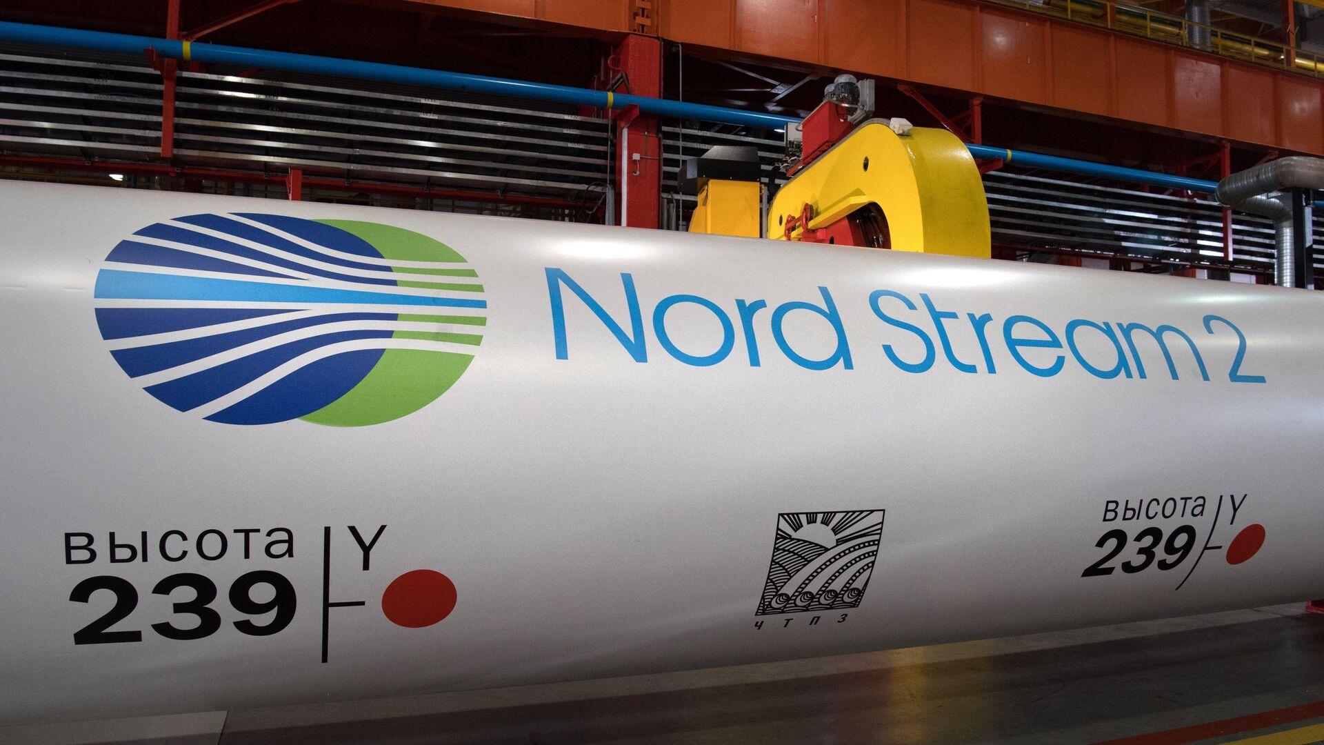 Nord Stream 2 gas pipeline construction project - Sputnik International, 1920, 25.09.2021