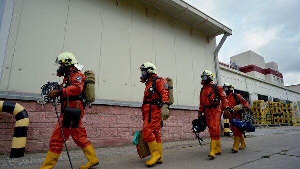 Rescue team workers. (File) - Sputnik International