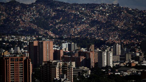 General view of Caracas, Venezuela - Sputnik International