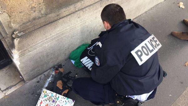 Suspicious Package Found Near Sputnik Office in Paris - Sputnik International