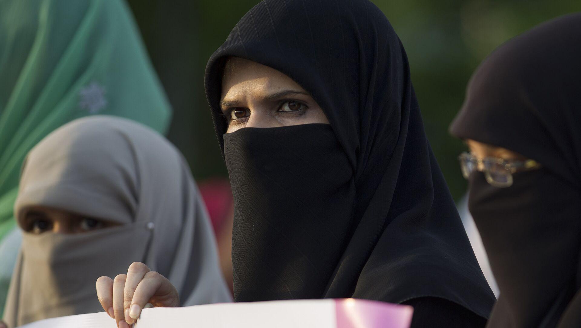 Muslim women. (File) - Sputnik International, 1920, 30.07.2021