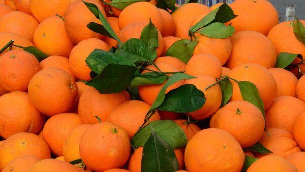 Oranges - Sputnik International