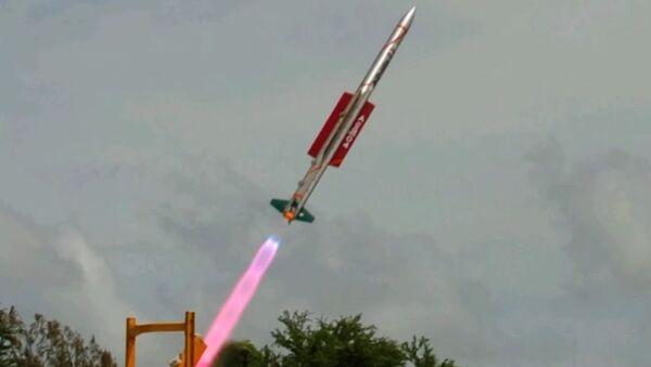 INDIA's Beyond Visual Range MISSILE ASTRA - Sputnik International