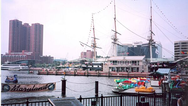Baltimore Inner Harbor - Sputnik International