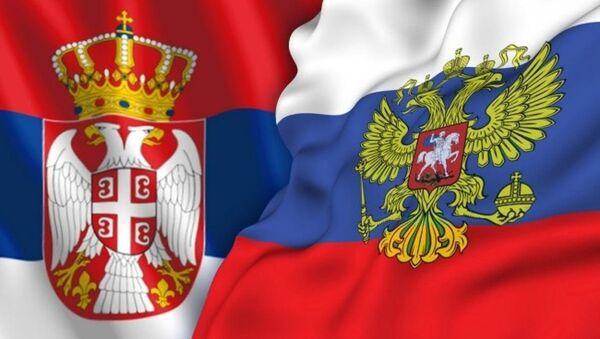 RUSSIA SERBIA - Sputnik International