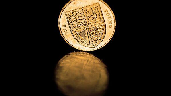British pound - Sputnik International