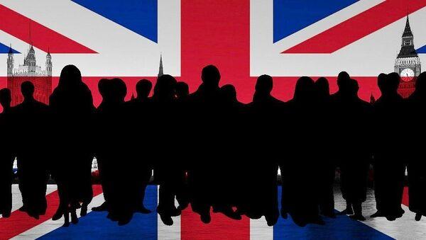 British voters - Sputnik International