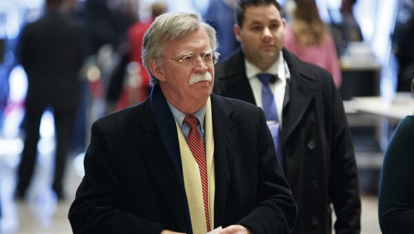 John Bolton, the former U.S. ambassador to the United Nations, arrives at Trump Tower for a meeting with President-elect Donald Trump, Friday, Dec. 2, 2016, in New York - Sputnik International
