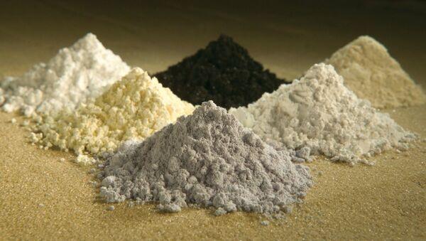 Rare-earth oxides - Sputnik International
