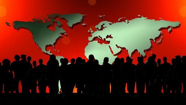 World population - Sputnik International