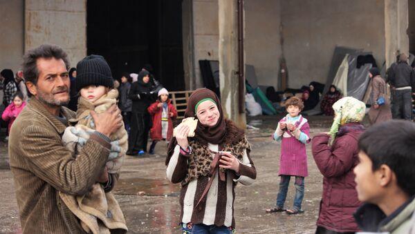 East Aleppo - Sputnik International