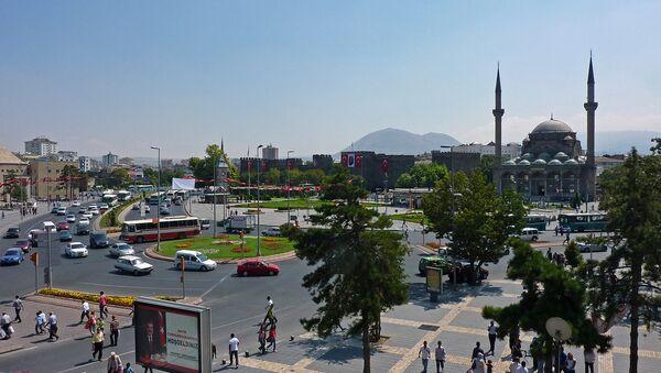 Kayseri - Sputnik International