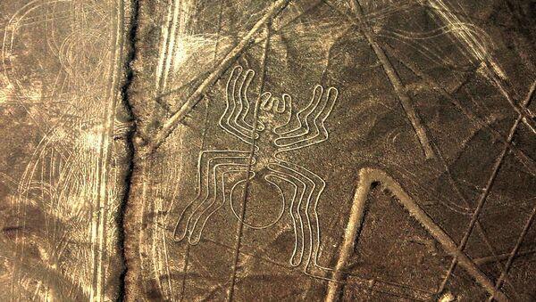 Nazca lines, Peru, South America - Sputnik International