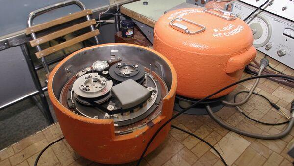 On-board crash recorder (black box) - Sputnik International