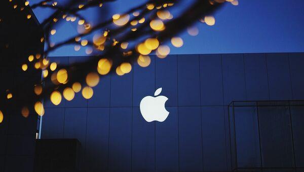 Apple Inc logo - Sputnik International