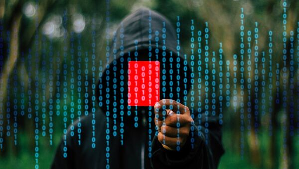 Cyber crime - Sputnik International