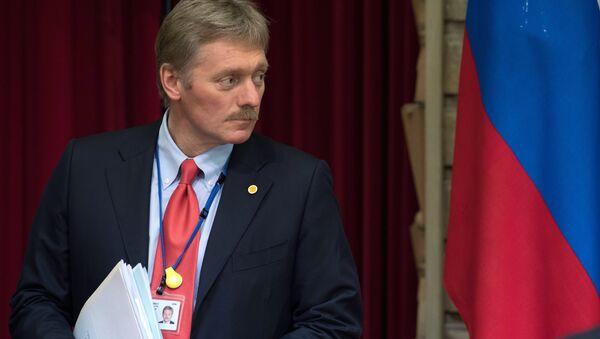 Presidential spokesman Dmitry Peskov - Sputnik International