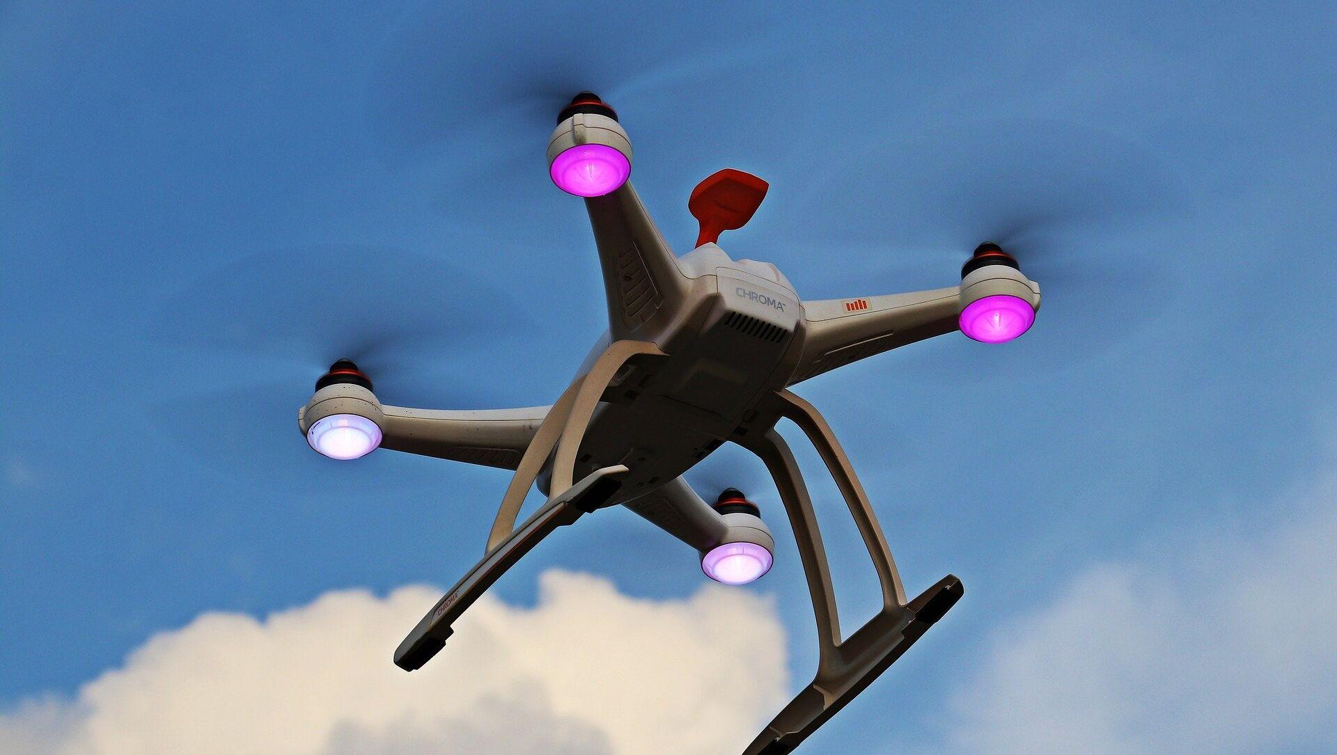 Drones. - Sputnik International, 1920, 26.07.2021
