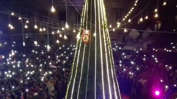Aleppo Christmas celebrations - Sputnik International