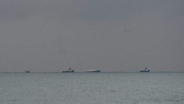 A Russian military plane crashed in the Black Sea - Sputnik International