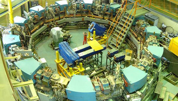 BEP — booster of electrons and positrons at VEPP-2000 collider complex. Budker Institute of Nuclear Physics - Sputnik International