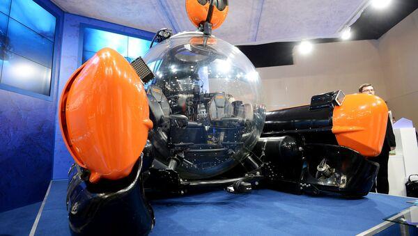 A C-Explorer 3 bathyscaphe. File photo - Sputnik International