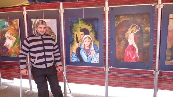 The art of Shadi Suleiman - Sputnik International