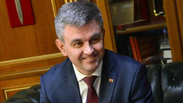 President of the unrecognized republic of Transnistria Vadim Krasnoselsky - Sputnik International