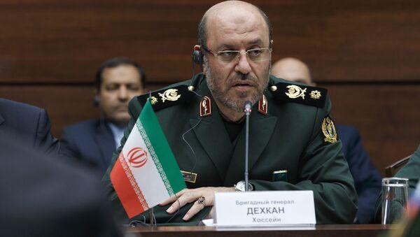Iranian Defense Minister Hossein Dehghan - Sputnik International